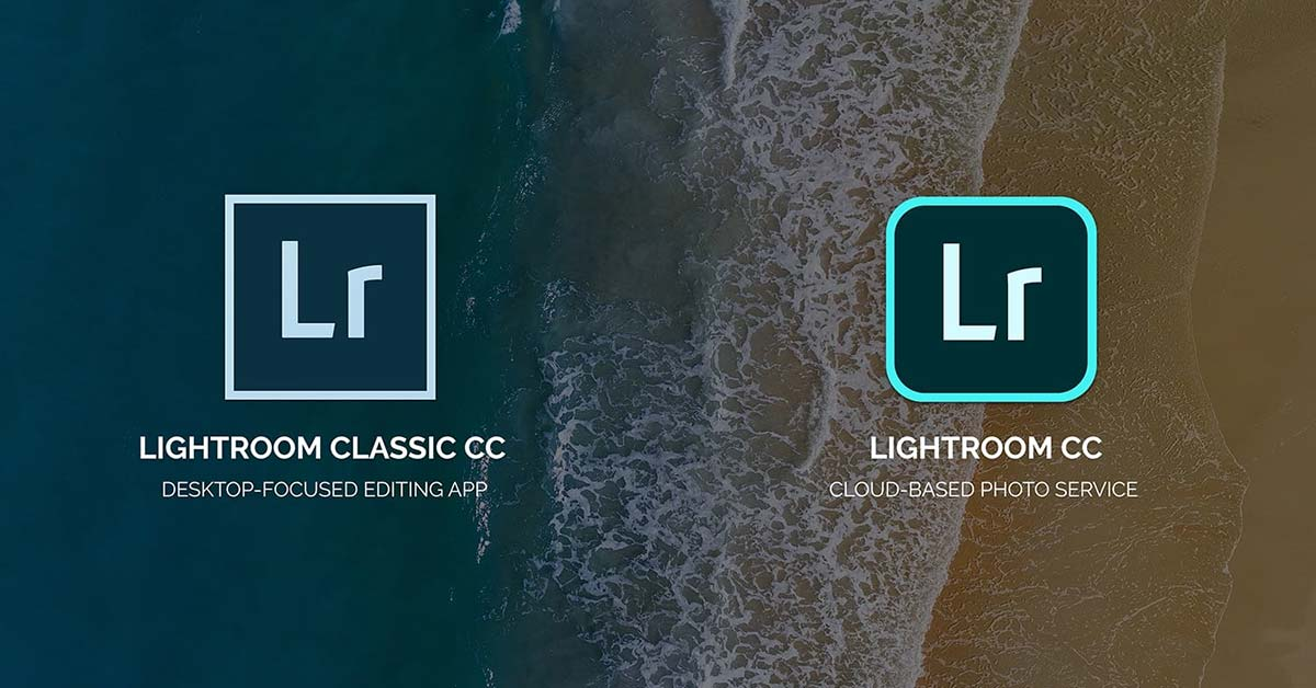 My Future with Lightroom Classic and Thoughts on CC