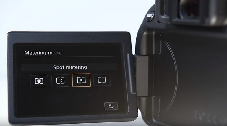 Spot-Metering Mode - Canon - Safari Buddies Blog