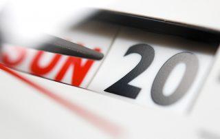 Discount Holidays - Calendar