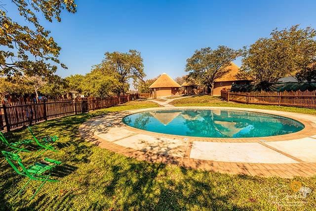 Swimming Pool - Oliphants Rest Camp, Kruger National Park