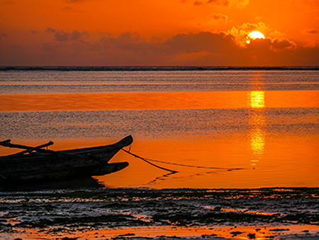 Best-time-to-visit-Zanzibar - Sunset